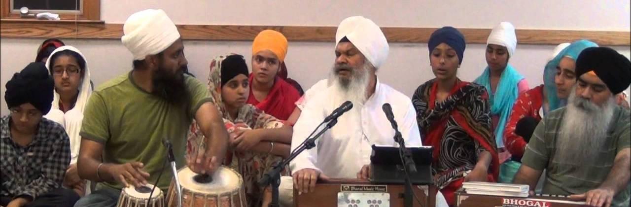 Bhai Manohar Singh: July 2013 (SYANA Camp)