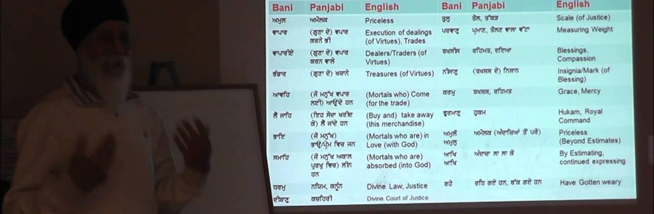 Jap Jee Sahib: Lesson 15