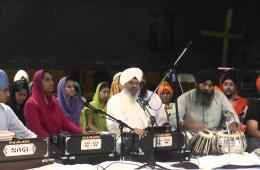 Bhai Manohar Singh Ji: TN Gurmat Camp 2015