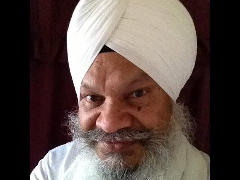 Bhai Manohar Singh Ji: August 23, 2105 (Sikh Gurdwara)