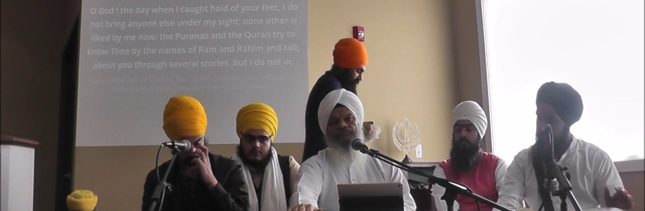 Bhai Manohar Singh Ji: January 15, 2017 (Sikh Gurdwara)