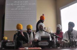 Bhai Manohar Singh Ji: January 15, 2017 (Sikh Gurdwara)